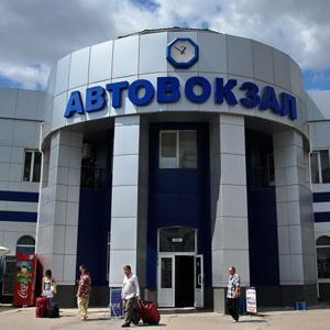 Автовокзалы Привокзального