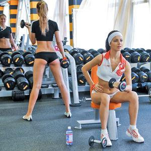 Фитнес-клубы Привокзального