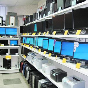Компьютерные магазины Привокзального