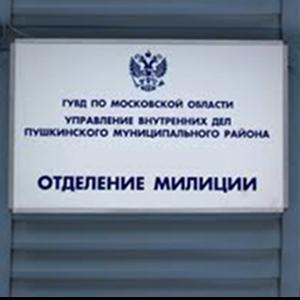 Отделения полиции Привокзального