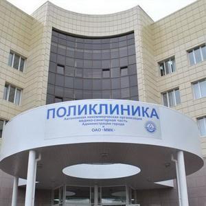 Поликлиники Привокзального