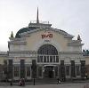 Железнодорожные вокзалы в Привокзальном