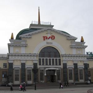 Железнодорожные вокзалы Привокзального